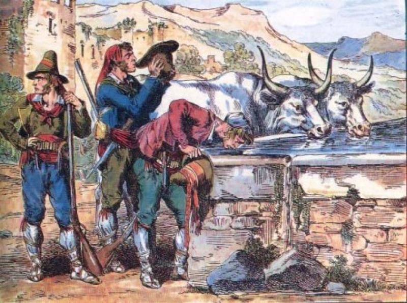 Il Brigantaggio Calabrese 1861-1870