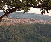 Spilinga e la valle Ruffa.