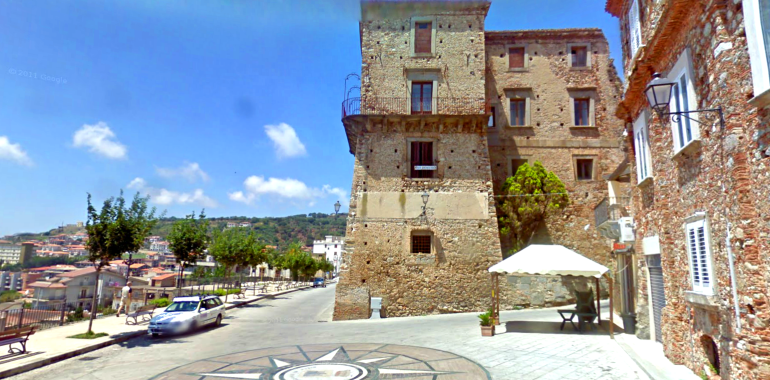Castello Ruffo di Nicotera.