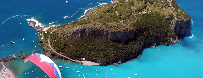 Simbolo di Praia a Mare: Isola di Dino.