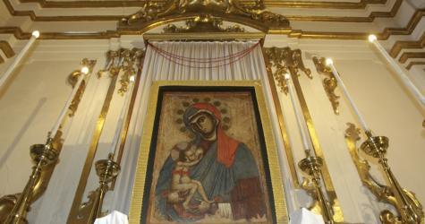 LA MADONNA DEL PILERIO: La Vergine che salvò Cosenza da peste e terremoto.