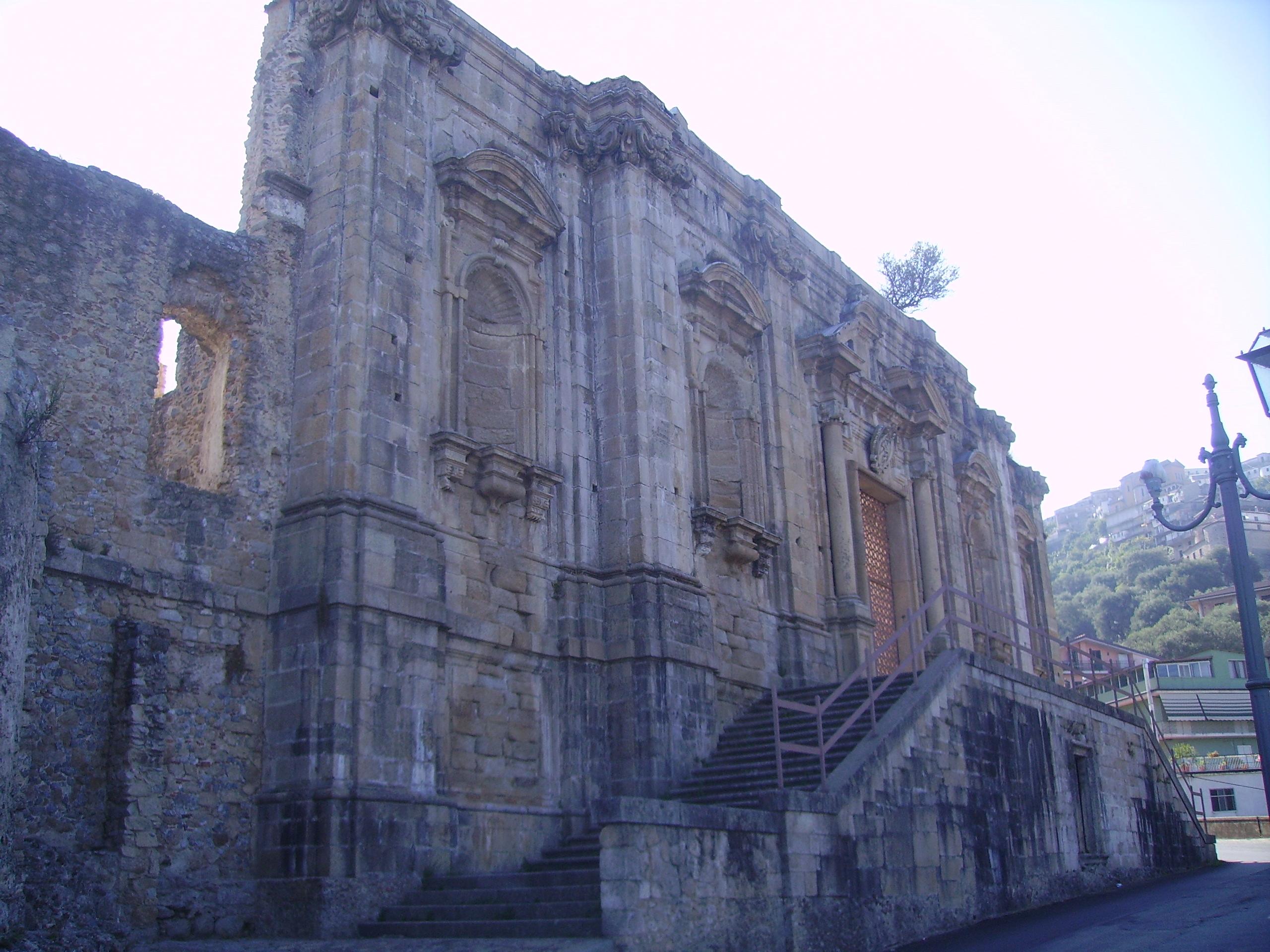 Il Convento di Soriano Calabro.