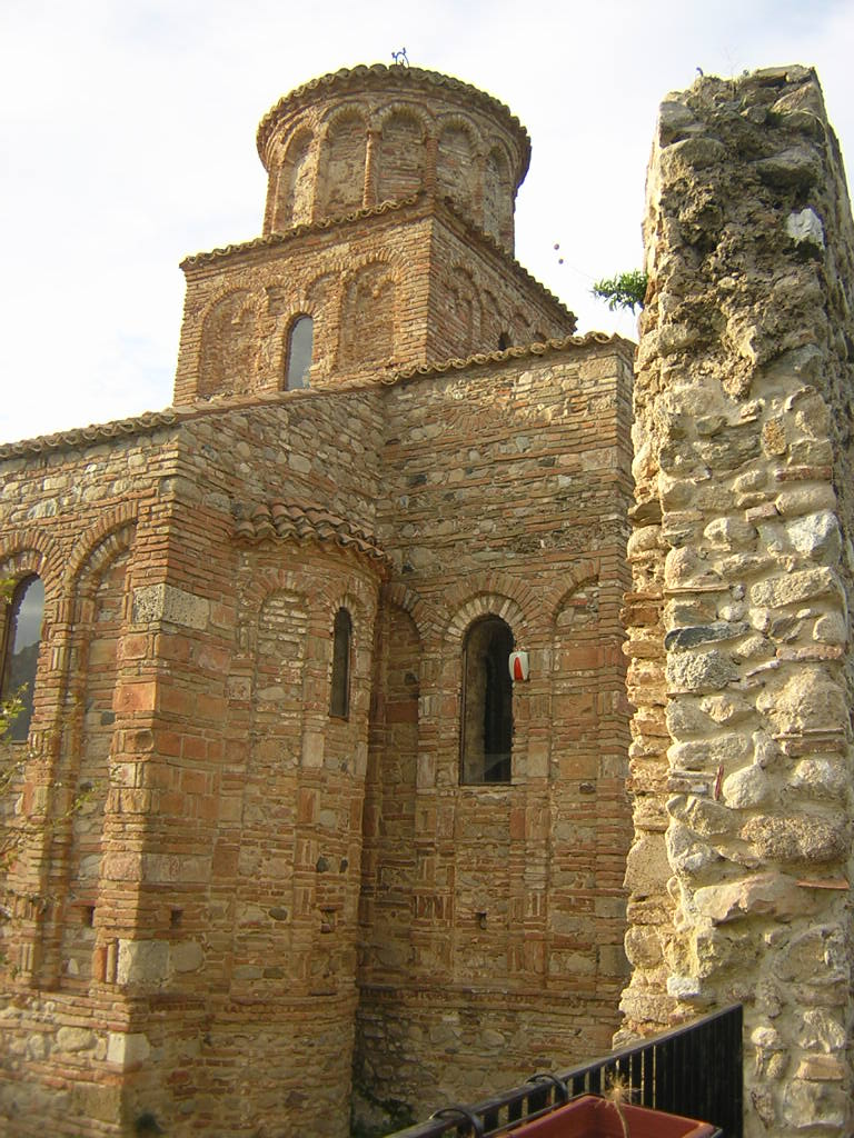 Sacro Monastero greco-ortodosso di SAN GIOVANNI THERESTIS -Bivongi R.C.