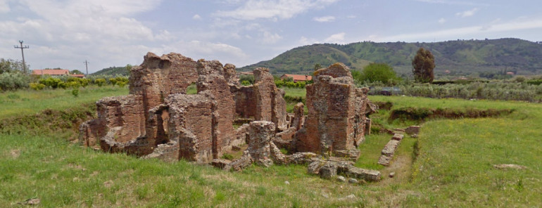 Curinga Cz: Terme Romane ad Acconìa.